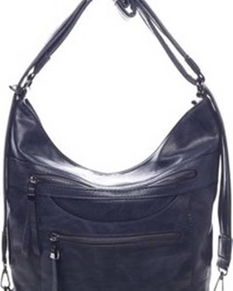 Modrý batoh Romina Co. Bags