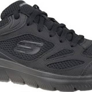 Skechers Fitness boty Summitssouth Rim Černá