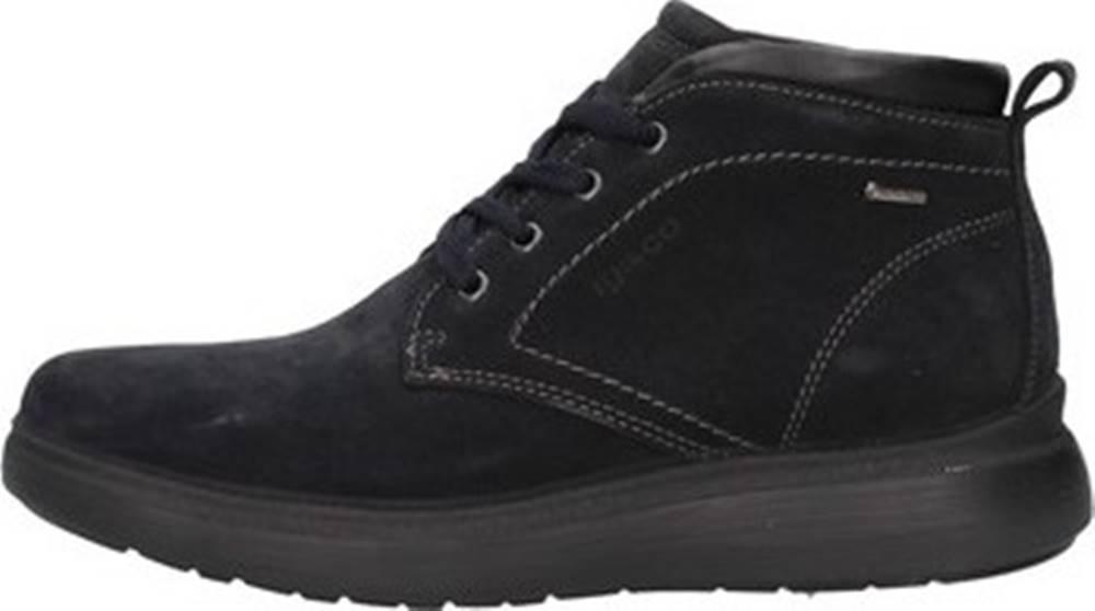 Igi&co IgI CO Kotníkové boty 4120611 Modrá