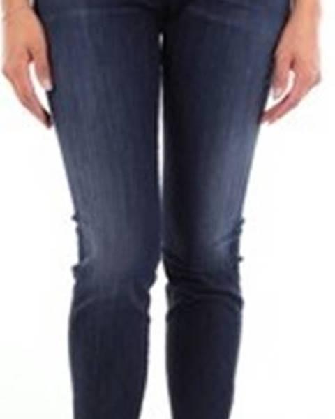 Modré kalhoty 3X1