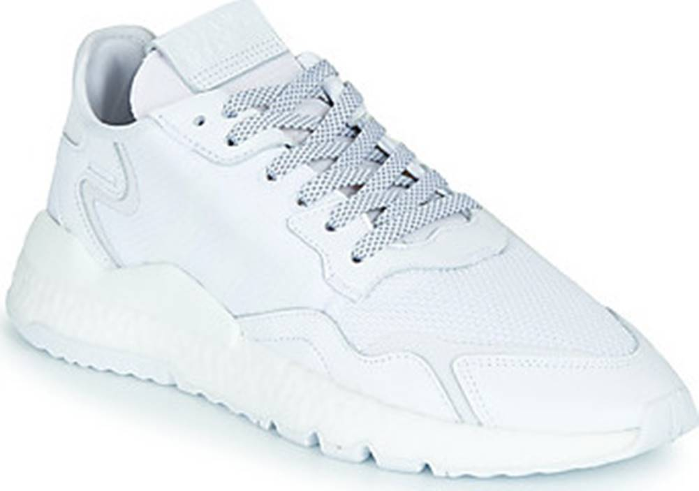 adidas adidas Tenisky NITE JOGGER Bílá