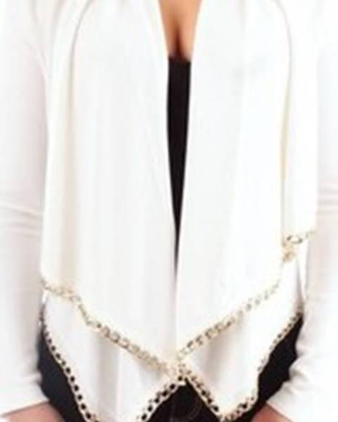 Bílý svetr Guess