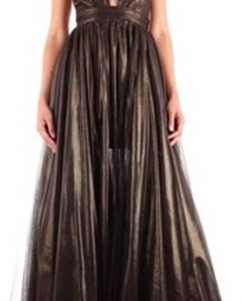 Černé šaty Vittoria Romano