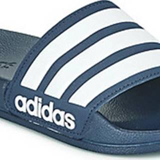 adidas pantofle ADILETTE SHOWER Modrá