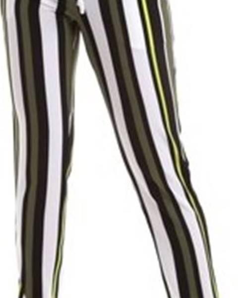 Zelené kalhoty Liu.Jo