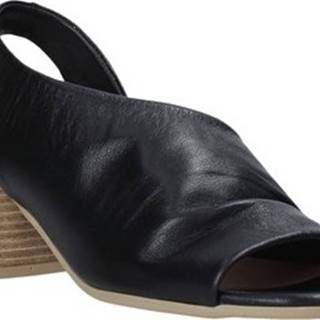 Bueno Shoes Sandály N1300 Černá