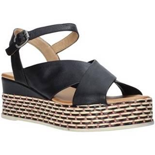 Bueno Shoes Sandály Q5901 Černá