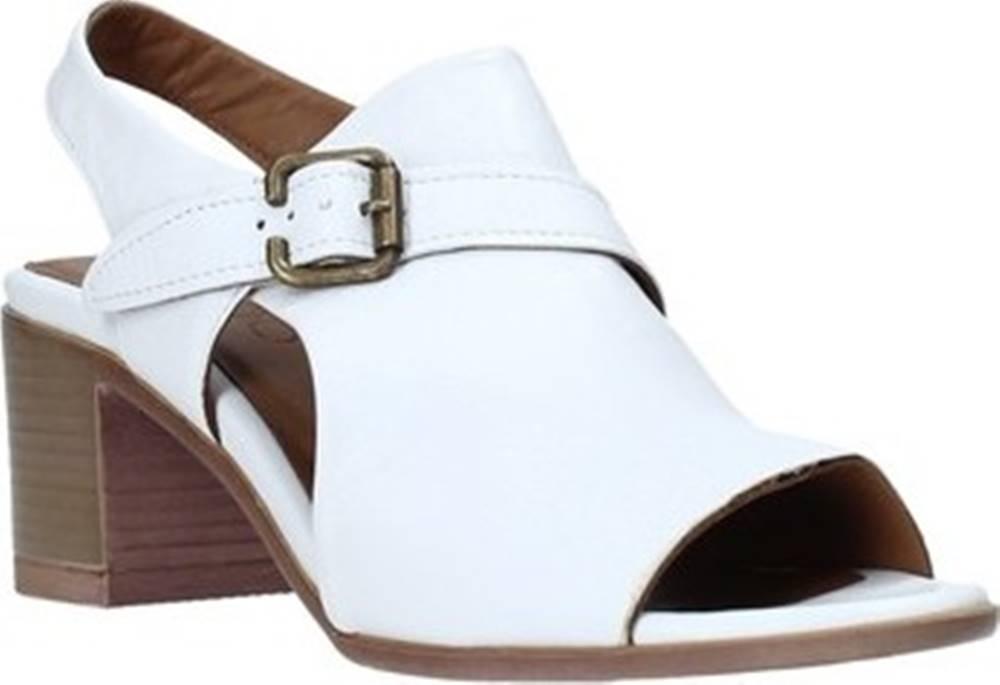 Bueno Shoes Bueno Shoes Sandály 9L102 Bílá