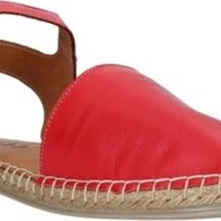 Bueno Shoes Sandály 9J322 Červená