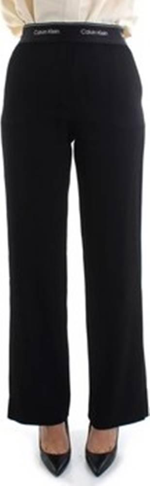 calvin klein jeans Calvin Klein Jeans Ležérní kalhoty K20K202129 Černá