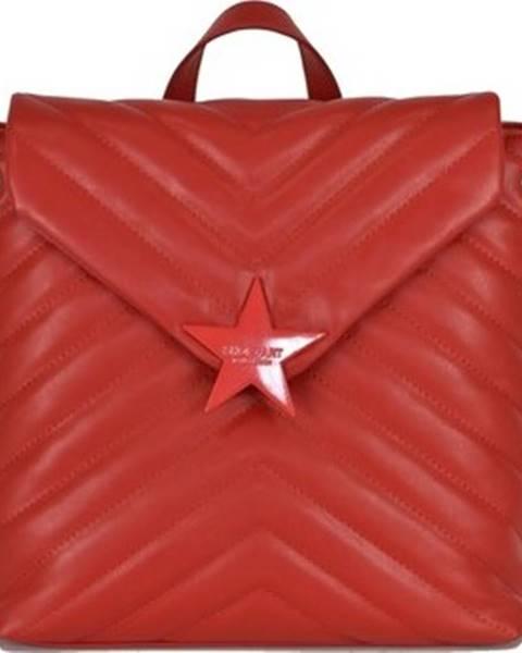 Červený batoh Shop Art