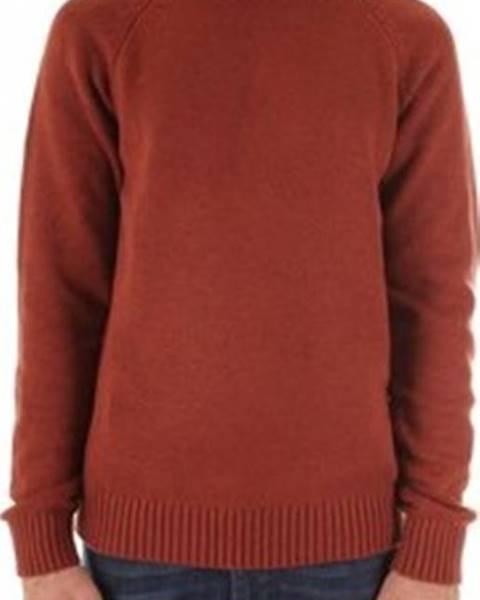 Hnědý svetr Premium by Jack & Jones