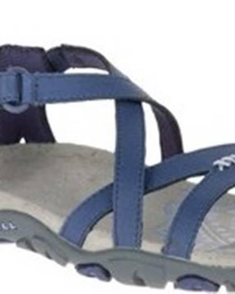 Modré sandály Merrell