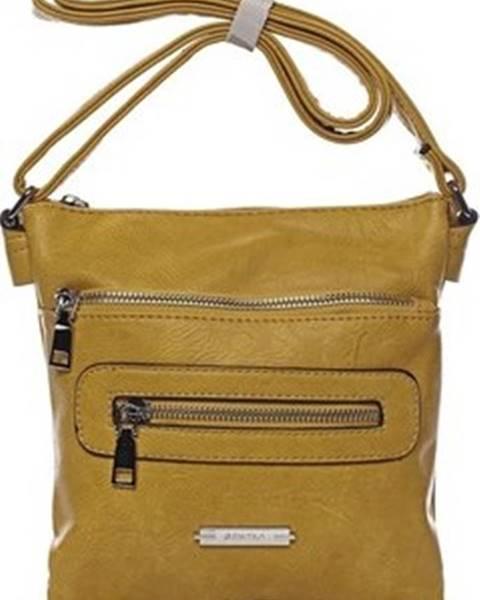 Žlutá kabelka Romina Co. Bags