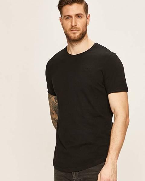 Černé tričko JOOP!