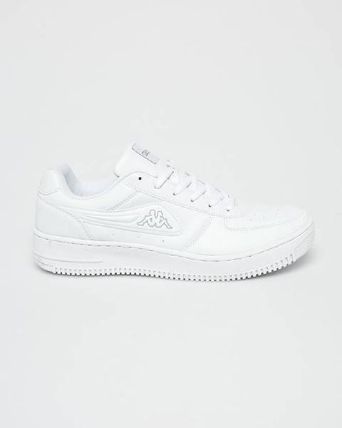 Bílé boty Kappa