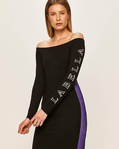 Černé šaty LABELLAMAFIA