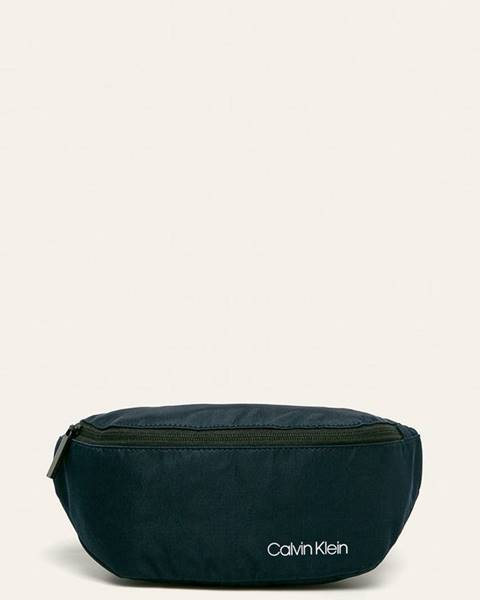 Modrá ledvinka Calvin Klein
