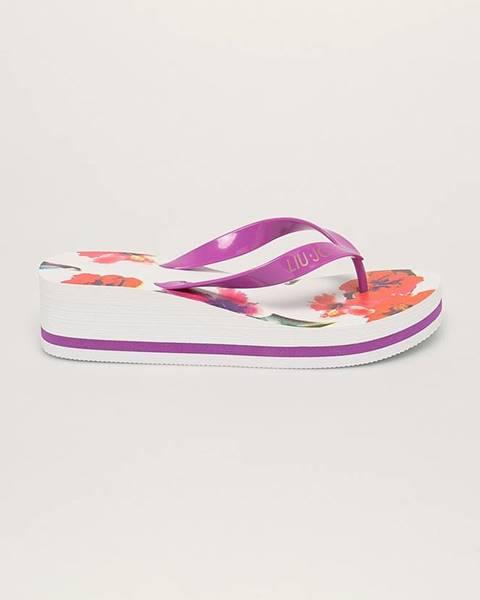 Fialové boty Liu Jo