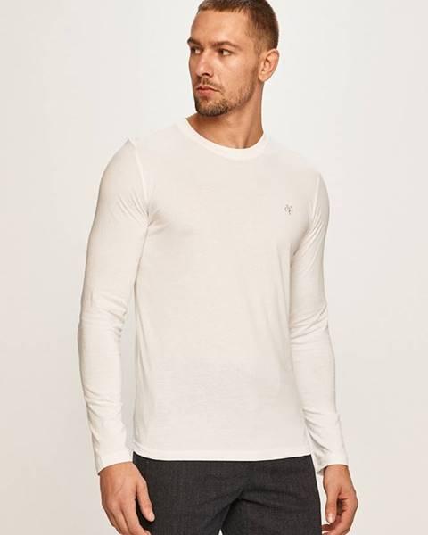 Bílé tričko Marc O'Polo