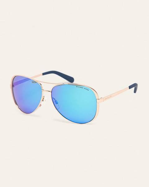 Zlaté brýle Michael Kors