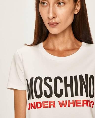 Topy, trička, tílka Moschino Underwear