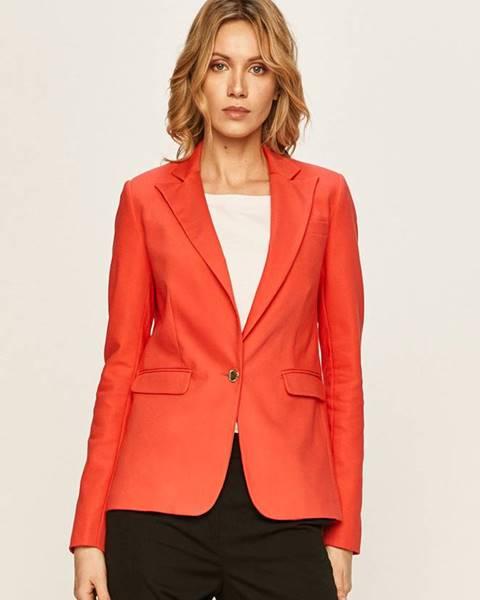 Červené sako Morgan