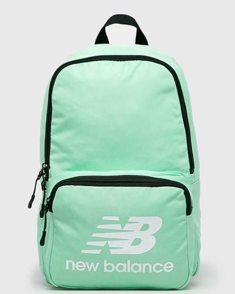 Zelený batoh new balance