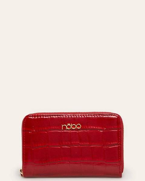 Červená peněženka NOBO