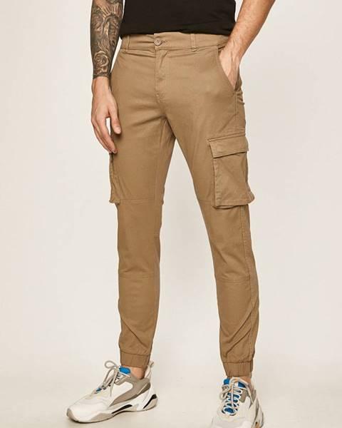 Béžové kalhoty only & sons