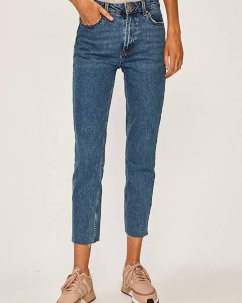 Modré kalhoty only