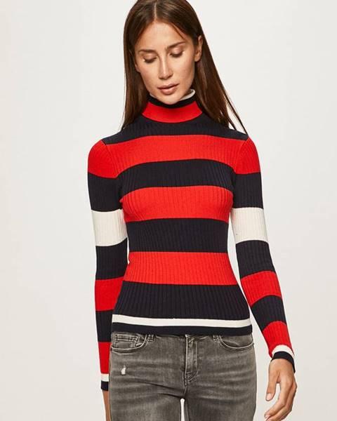 Modrý svetr only