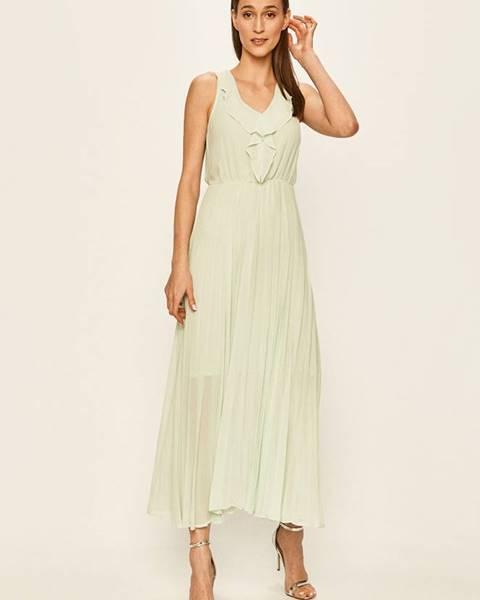Zelené šaty only