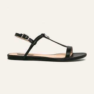Patrizia Pepe - Kožené sandály