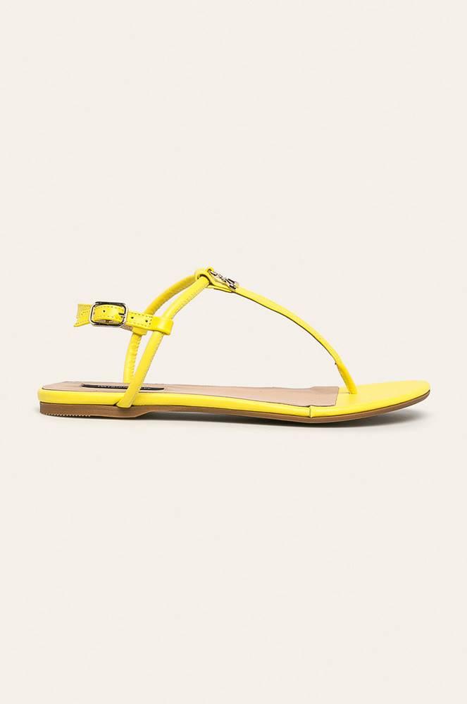 Patrizia Pepe Patrizia Pepe - Kožené sandály