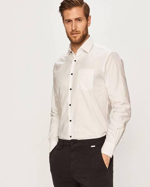 Bílá košile Pierre Cardin