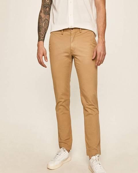 Béžové kalhoty Polo Ralph Lauren