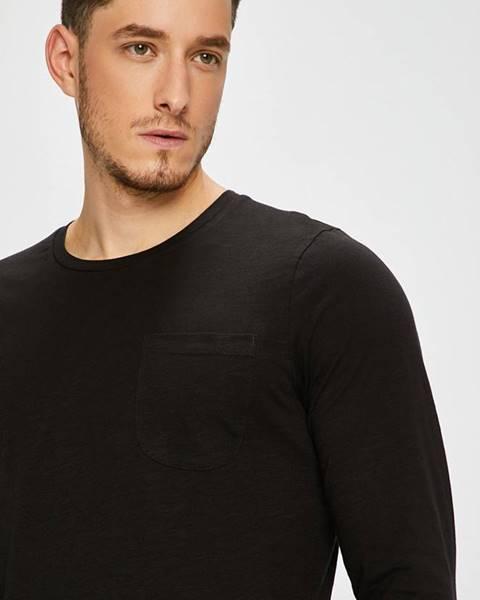 Černé tričko PRODUKT by Jack & Jones