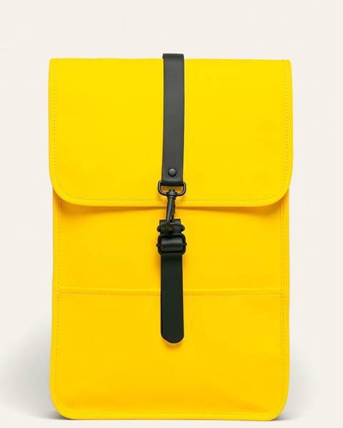 Žlutý batoh Rains