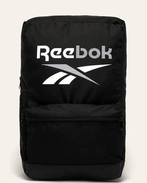Černý batoh reebok