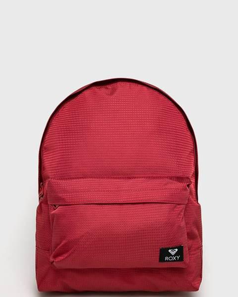Červený batoh roxy