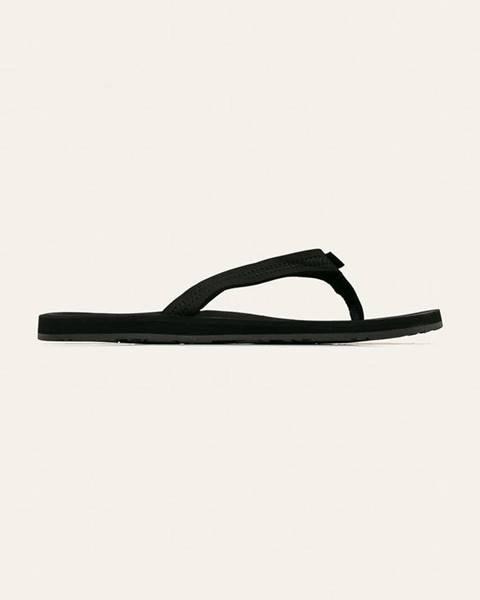 Černé boty roxy