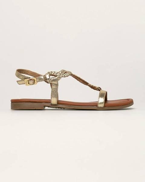 Zlaté boty s.oliver