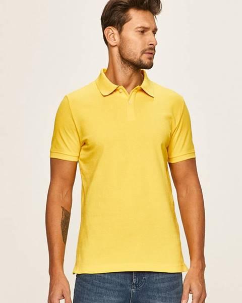 Žluté tričko s.oliver