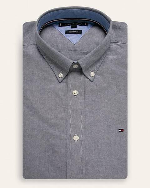 Modrá košile SELECTED
