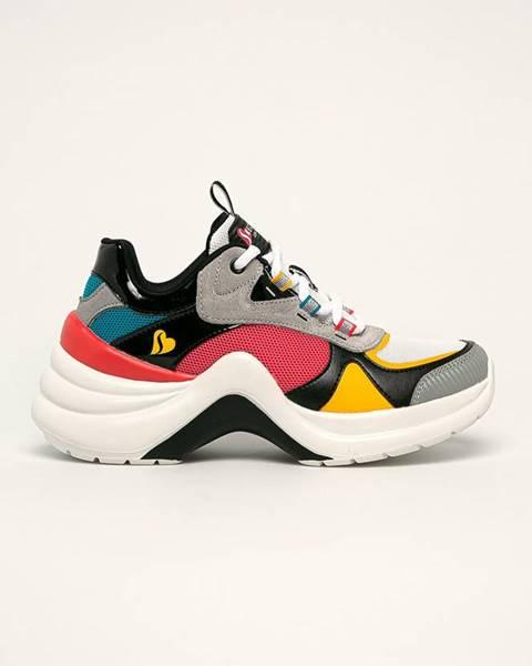 Vícebarevné boty Skechers