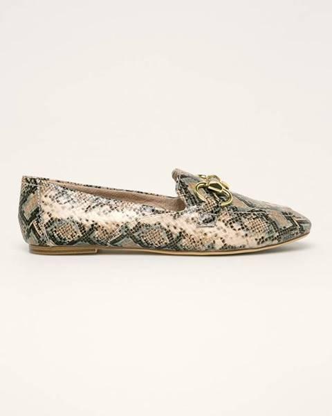 Vícebarevné boty tamaris