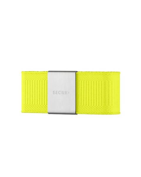 Žlutý pásek secrid