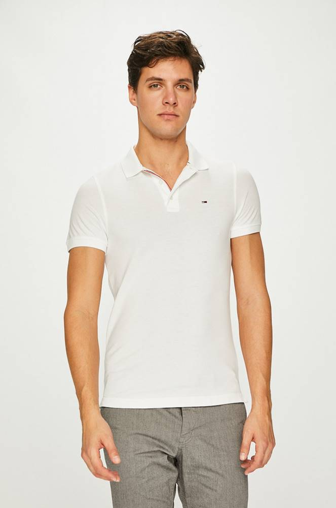 Tommy Jeans Tommy Jeans - Polo tričko