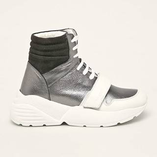 Twinset - Kožené boty